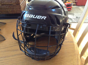 Bauer Hockey Helmet - under 5 year old ...depending on head size