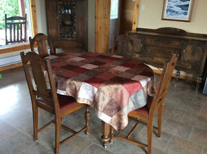 Antique Buy Or Sell Dining Table Sets In St John 39 S Kijiji Clas
