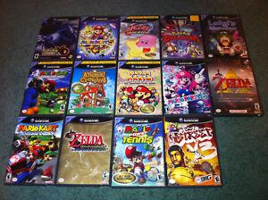 Gamecube - Zelda, Pokemon, Paper Mario, Kirby, Mario Party 6