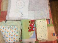 Couvertures et autres pour bébé