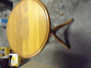Solid wood occasional table for sale