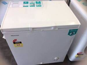 HISENSE 145L CHEST FREEZER FOR SALE AT $199 ( NEW INSIDE) Craigieburn Hume Area Preview