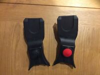 Silver cross surf adapters for maxi cosi car seat