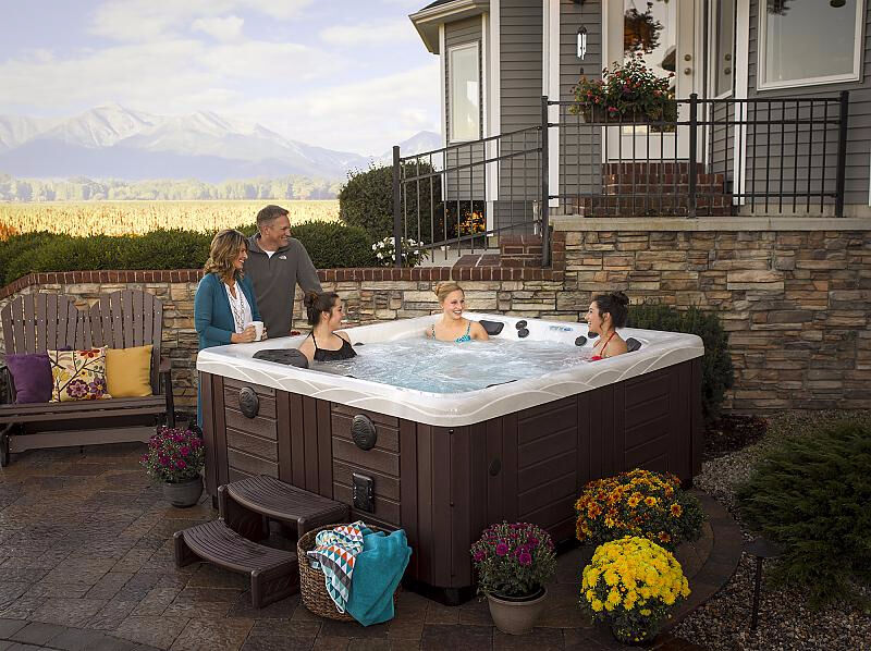 factory direct hot tub model clearout home leisure. Black Bedroom Furniture Sets. Home Design Ideas