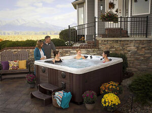 Factory Direct Hot Tub Model Clearout!! - Home & Leisure Kitchener / Waterloo Kitchener Area image 1