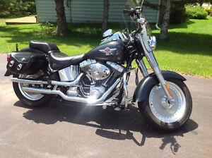 2006 Harley FatBoy