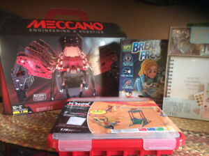 Several Toys New in Boxes