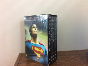 Superman collection 4 movies