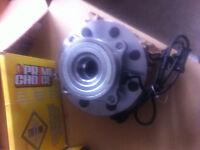 (2) wheel bearing hubs 04 dodge 2500 diesel 4x4