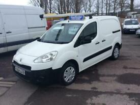 2014 Peugeot Partner 850 1.6 HDi 92 Professional Van PANEL VAN Diesel Manual