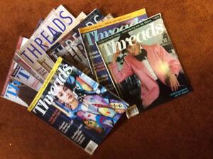 10 Threads magazines