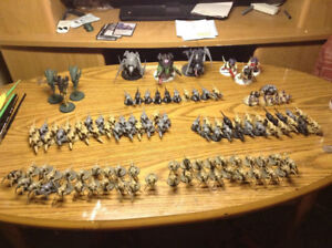 Warhammer 40k: 100+ Model Tyranid army