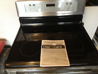 Hybride frigidaire professional  induction convection !