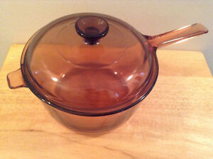 Glass Cooking Pot