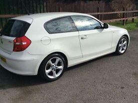 BMW. 1 SERIES 2010 MODEL 1.6 START STOP 1 LADY OWNER 60,000MILES SPORT MODEL FACE LIFT MODEL