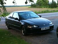 1995 Honda Civic DX SE Autre