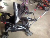 Baby Trend Stand N' Sit Stroller