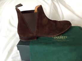 Crockett and jones men's boots