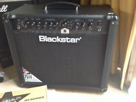 Blackstar TVP True Valve Power ID30TVP Inc foot pedal.