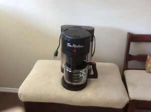 Tim Horton coffee maker