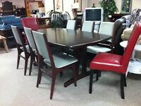 9 Pcs Table Set - Used