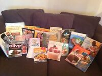 Cookery books X 22