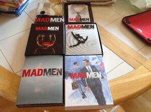 Mad Men DVD series