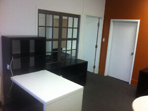 Double office in shared workspace: Stratford's 3rdRail Society Stratford Kitchener Area image 3