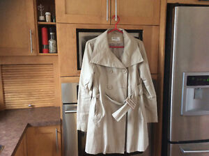 Manteau trench coat
