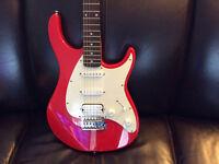 Guitare Peavey Raptor Exp et ampli Peavey 110, 40W a vendre