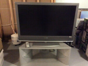 """Sony Bravia 46"""" LCD flat screen HDTV  and stand"""