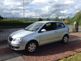 VW POLO ONLY 36000 MILES (spares or repairs)