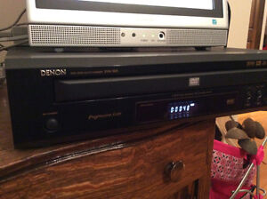 CD and DVD players - Sony and Denon