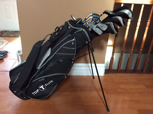 Complete Golf Set - NEVER USED