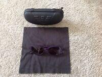 Emporio Armani sunglasses frames
