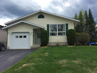 One Owner Move-in Ready Three Bedrom Bungalow