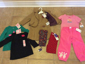 Girls 2T clothing - tags on, never worn