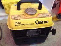 650 Watt Petrol Generator