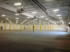 Large open distribution space for lease - INCENTIVES AVAILABLE!