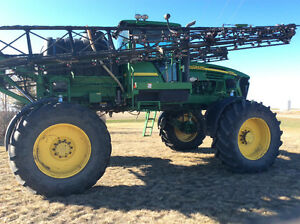 John Deere 4720 sprayer