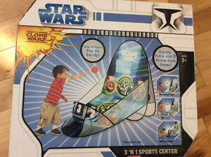 Star Wars 3in 1 sports center