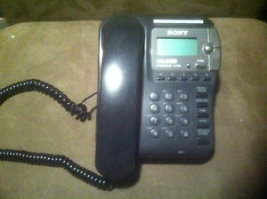 Multiple Corded Phone sets (4)