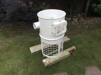 Axminster dust and chipping extractor