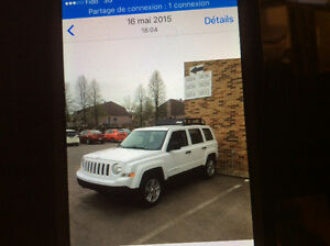 2011 Jeep Patriot Familiale