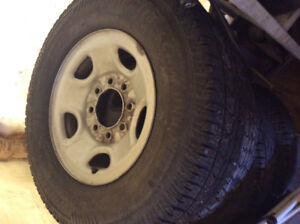 Rims for gmc pick up