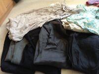Size 12 women's clothes bundle