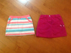 Size 7 skirts ($5 each)