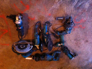 Makita power tools for sell