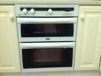 Oven, Hob and extractor hood