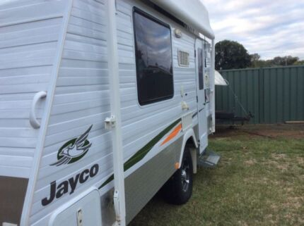 2012 Jayco Starcraft Outback Pop Top 13.42-1 Mount Victoria Blue Mountains Preview